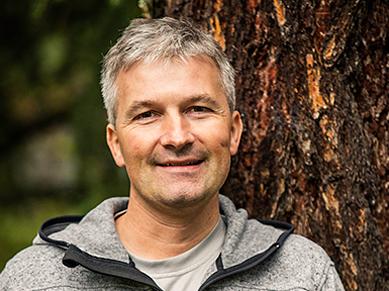 Christian Theler, Revierförster, Betriebsleiter, Ranger