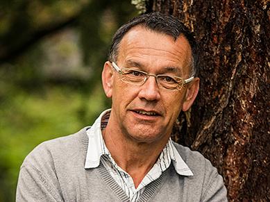 Laudo Albrecht, Burgerpräsident, Mörel-Filet