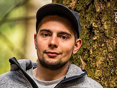 Marc Moser, Forstwart